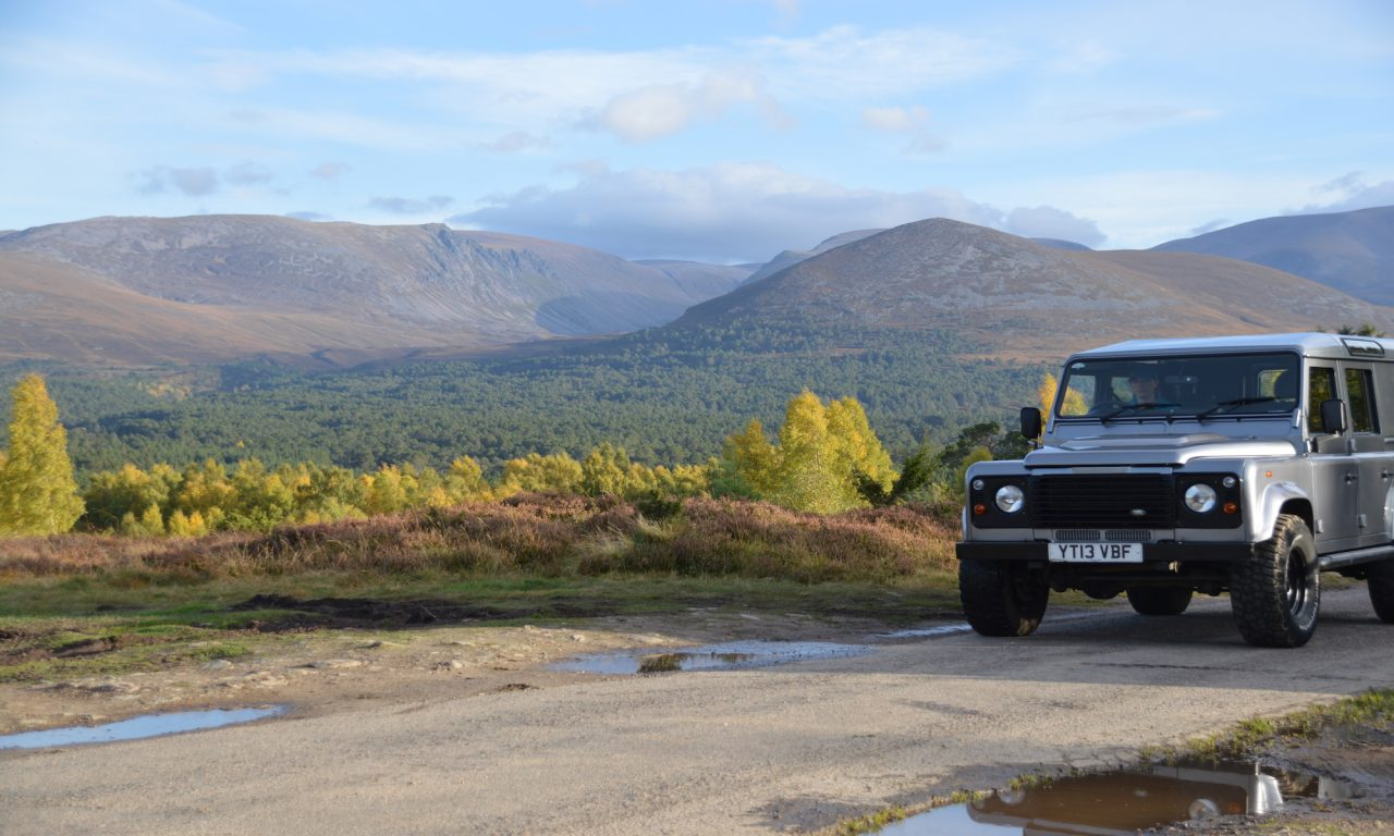 4x4 Hire in Inverness
