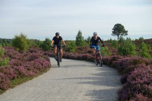 Boat of Garten mountain biking loop including aviemore, rothiemurchus, glen einich and the ryvoan pass