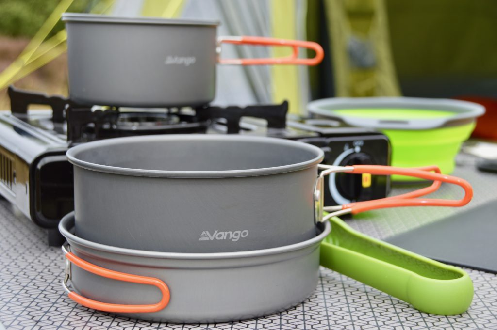 Vango pot and pan set
