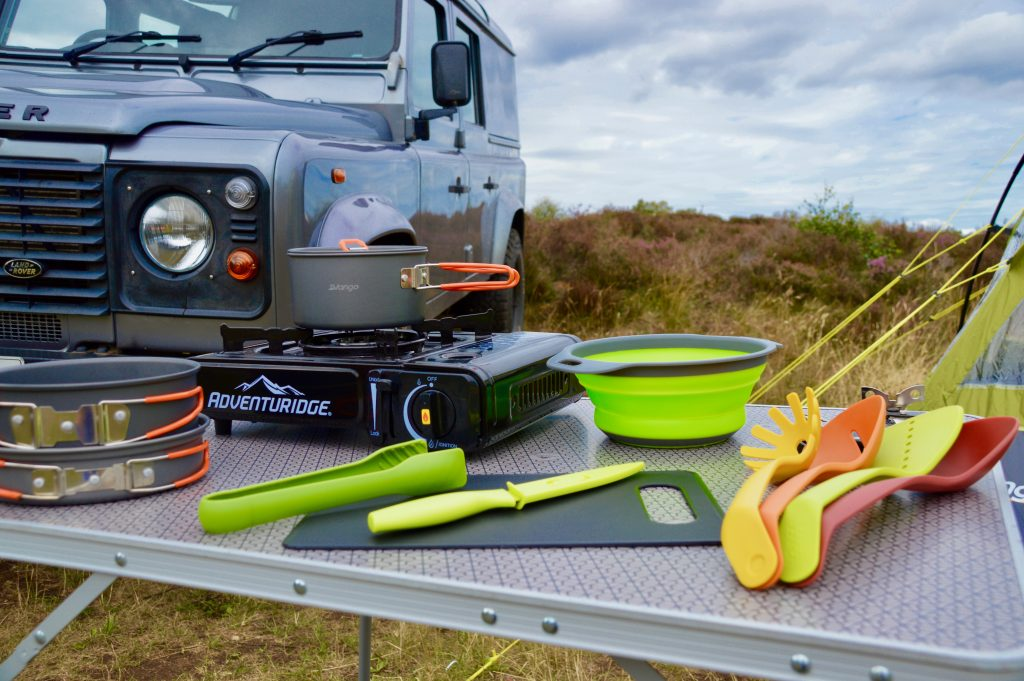 Everything you need for your adventure!