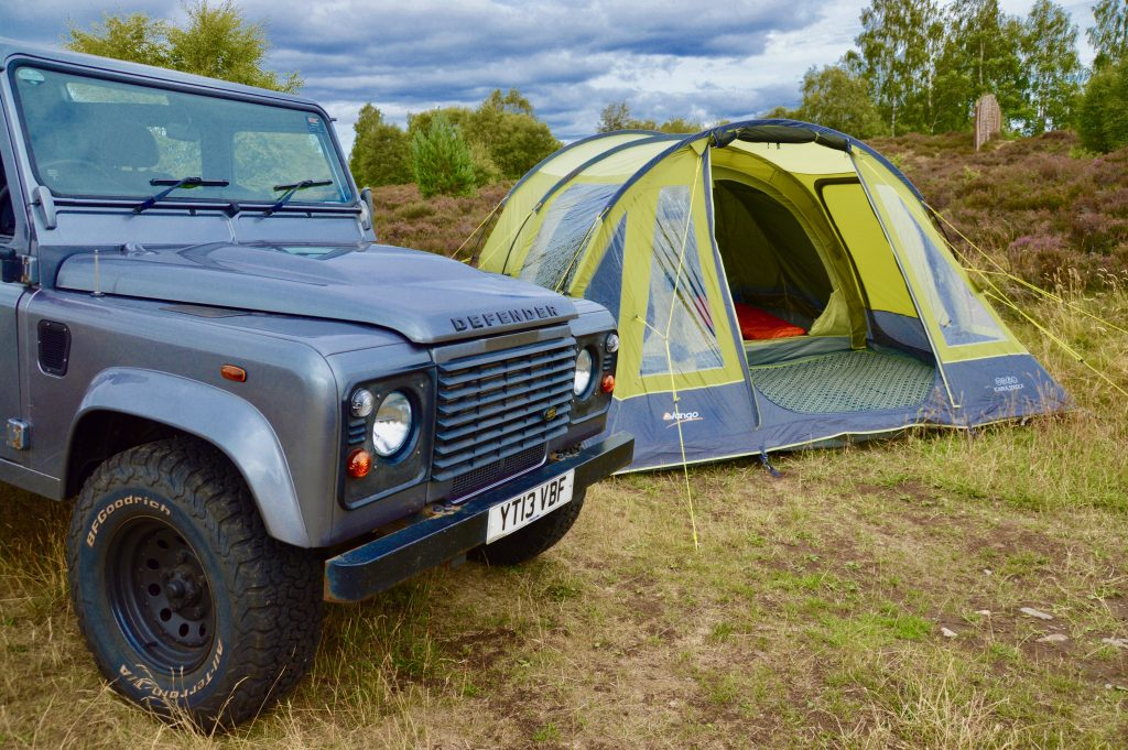 The Defender 110
